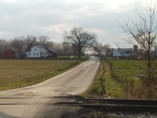 10 Views Of The Ethridge, Tennessee Amish Community