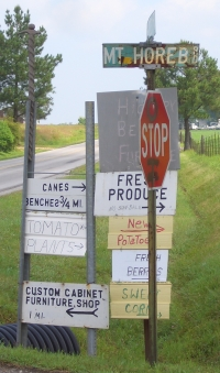 Ethridge Tennessee Amish Businesses