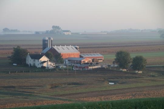 Farm High Shot