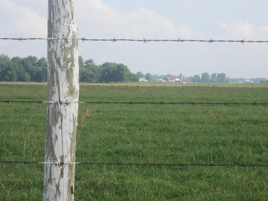 fence-post