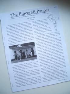 florida amish newspaper pinecraft pauper