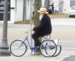 florida amish tricycle