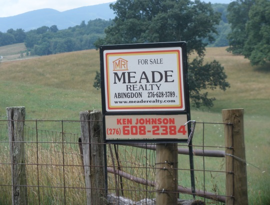 for-sale-sign-tazewell-county-va