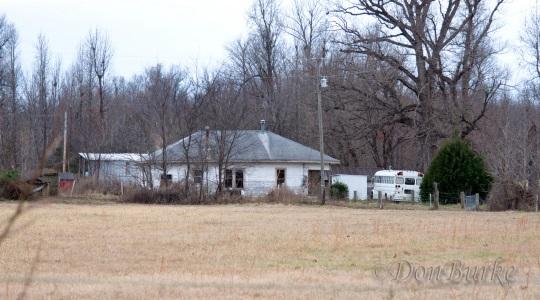 Former Yoder Home Arkansas