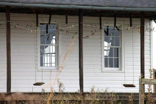 Front Porch Swartzentruber Home