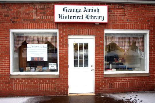 Geauga Amish Historical Library