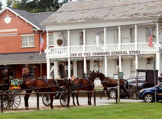 Geauga County Amish Mesopotamia