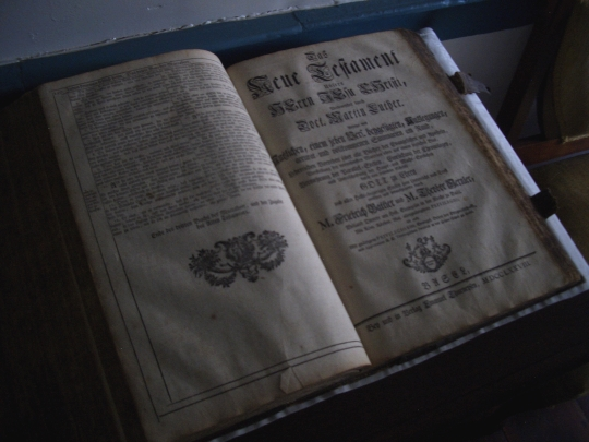 german new testament