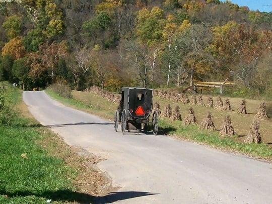 Giles County VA Amish