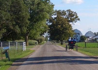 Grabill Amish Community Indiana