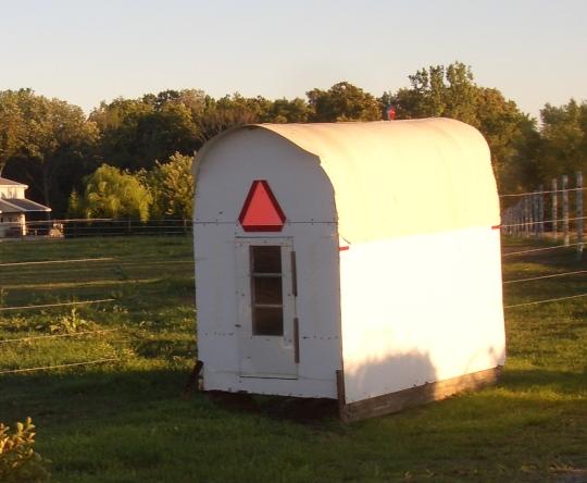 Mystery shack explained?