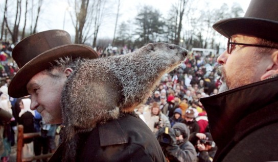 "Groundhog Day Brain Dump: Punxsutawney Amish, ""Grundsow Lodges"", and the Miracle Heater in court?"