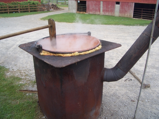 hardin county amish farm
