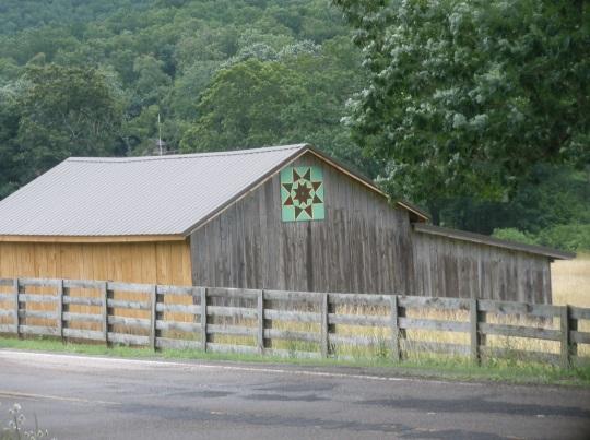 hex-sign-on-barn-southwest-va
