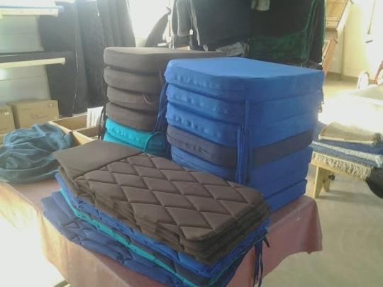 Hickory Rocker Cushions
