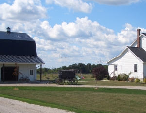 Hicksville Amish Home