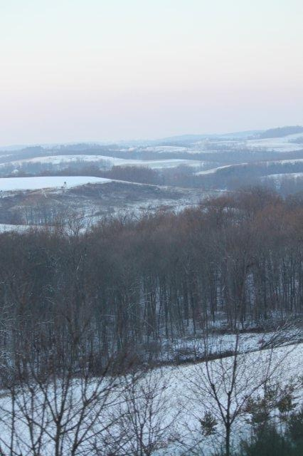 hills-distance