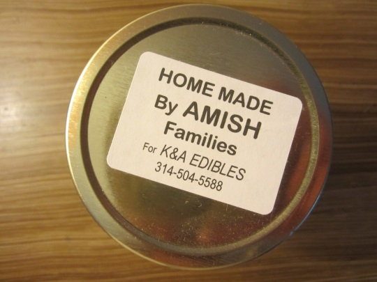 Homemade by Amish Families