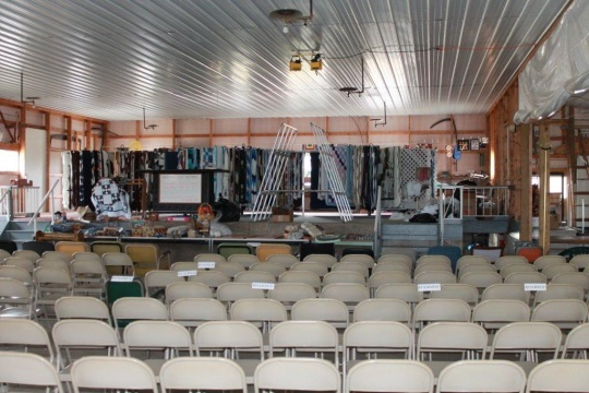 honeyville-indiana-auction-stage