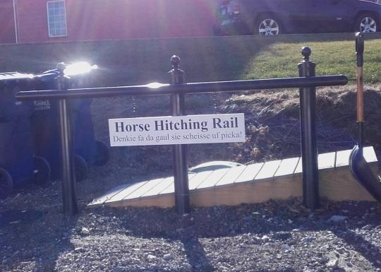 horse-rail-pa-dutch