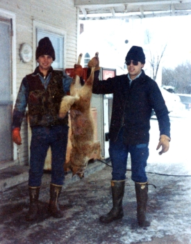 ira wagler coyote hunt