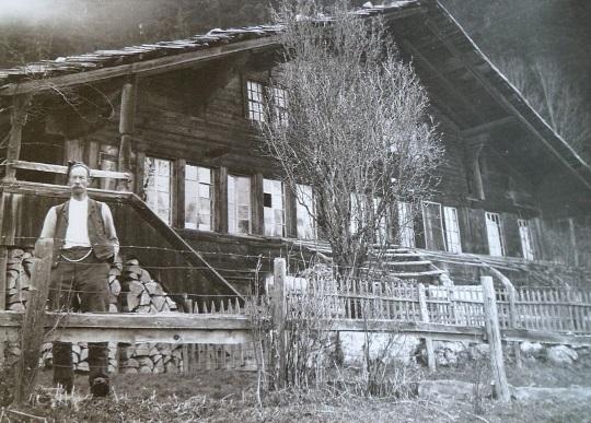 Jakob Amman Home