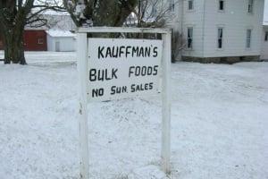 Jasper NY Amish Business