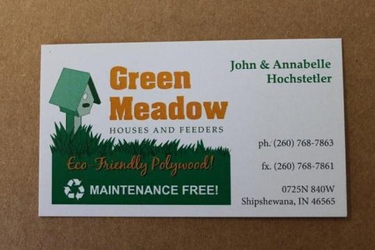 John Annabelle Hochstetler Green Meadow Business Info