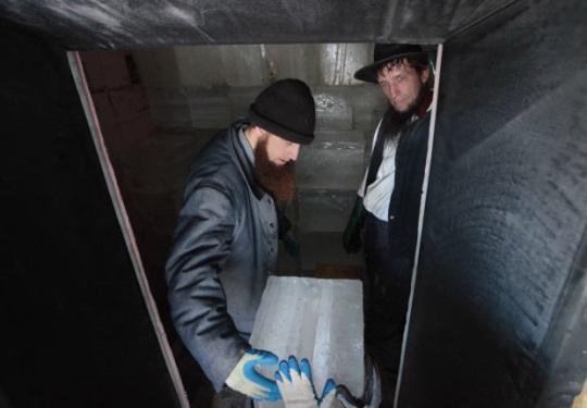 john-hart-amish-ice-storage