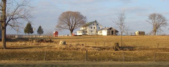 juniata county amish home