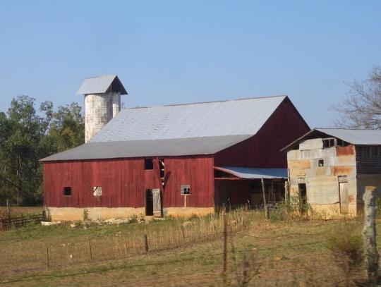 kentucky amish barn