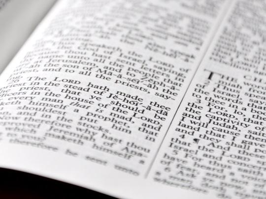 King James Bible Jeremiah