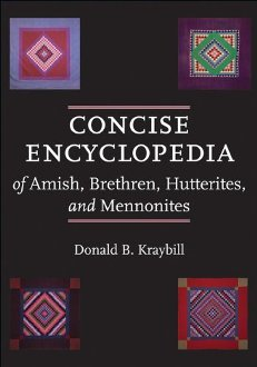 kraybill concise encylopedia cover