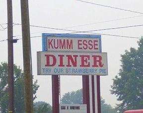 kumm esse diner myerstown