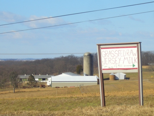 lancaster county raw milk