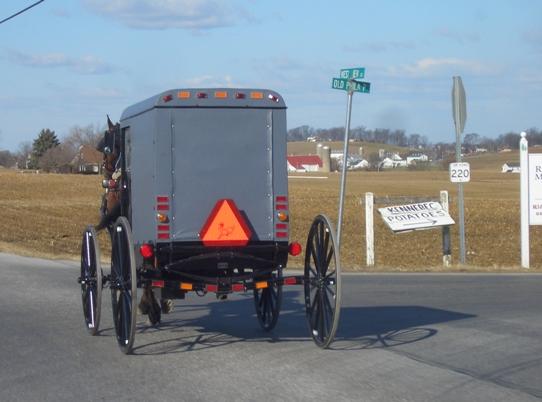 lancaster rumspringa buggy