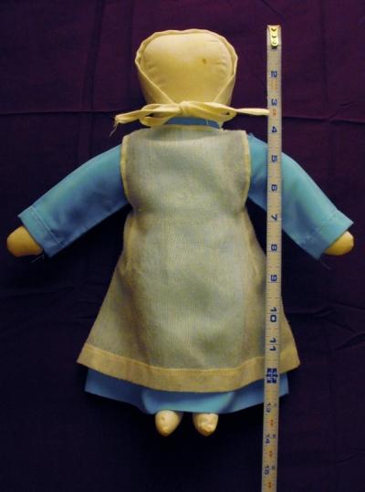 Large Amish Doll