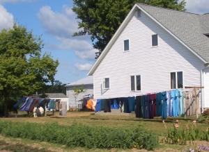 Laundry Line Hicksville OH