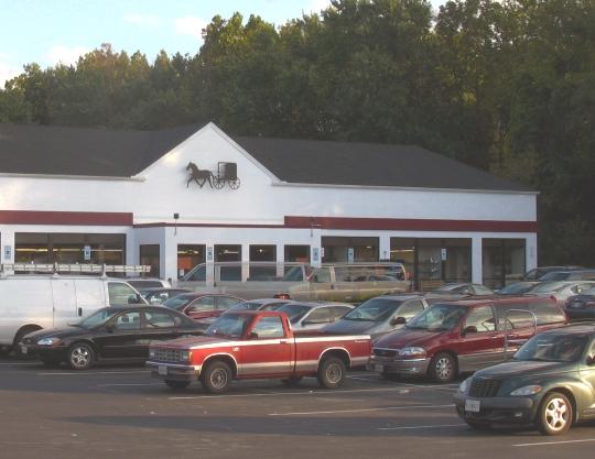 Laurel Maryland PA Dutch Market