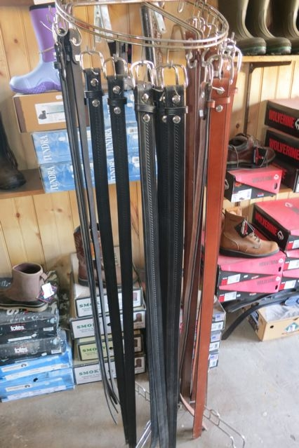 Leather Belts Amish Store