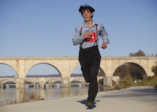 leroy-stoltzfus-amish-marathon-runner