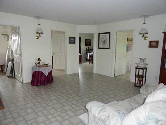 Living Room Belle Center Amish