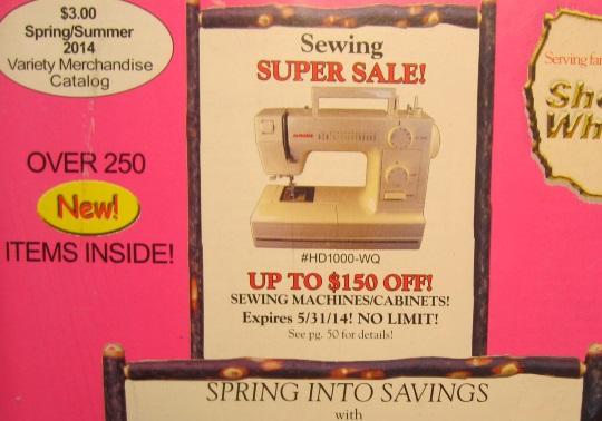 Mail Order Catalog Shetler's Wholesale