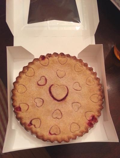 Maine Amish Pie