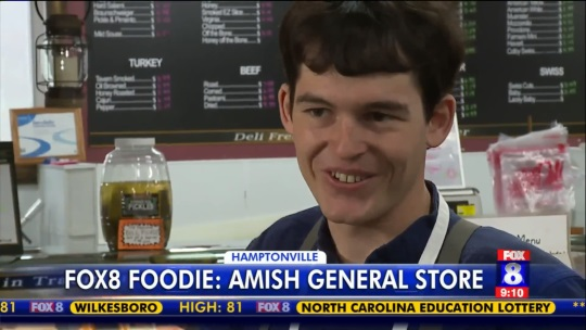The Amish-Run Shiloh General Store – Hamptonville, NC (Video)