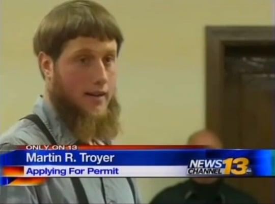 Martin Troyer