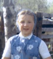 mary ann kirkby child