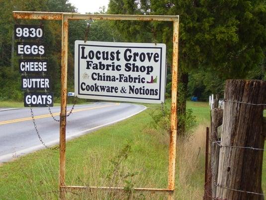 maryland amish fabric shop