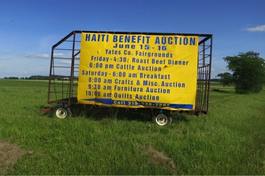 Mennonite Haiti Benefit Auction