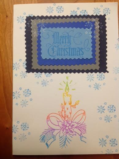 Merry Christmas Handmade